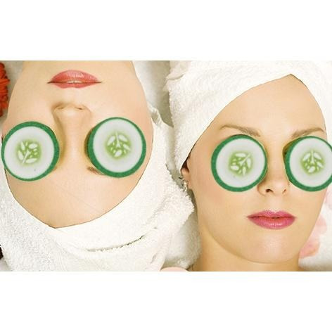 purederm - hydro soothing cucumber pads