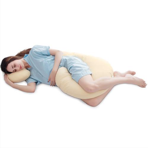 puredown c con forma de maternidad / embarazo almohada an