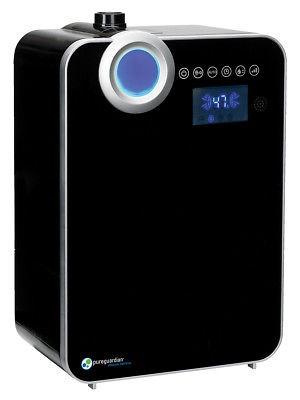 pureguardian 2 gal. humidificador ultrasónico consola fría y