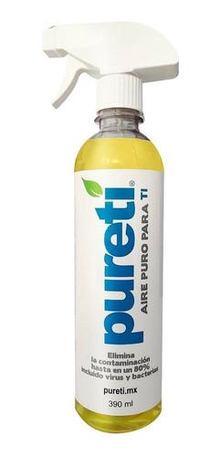 pureti limpiador de superficies 390ml