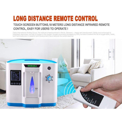 pureza del generador del concentrador del oxígeno del hogar