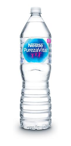 pureza vital-agua nestle 1.5lt -(12 unidades)