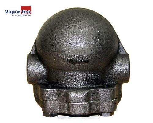 purgador boia vapor ftv 142/10 3/4  bspt