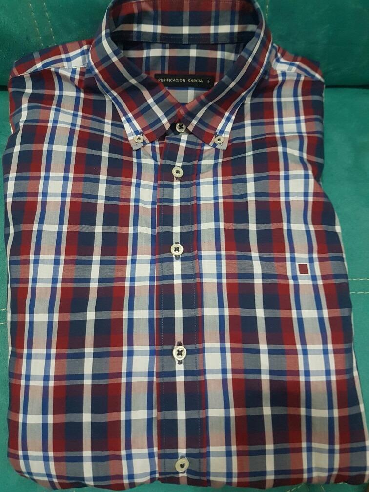 purificación garcia camisa hombre. Cargando zoom. ed027be2f73