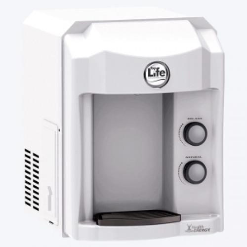 purificador água alcalina top life health energy 110 ou 220