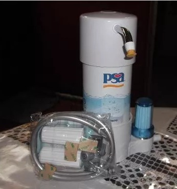 purificador agua psa