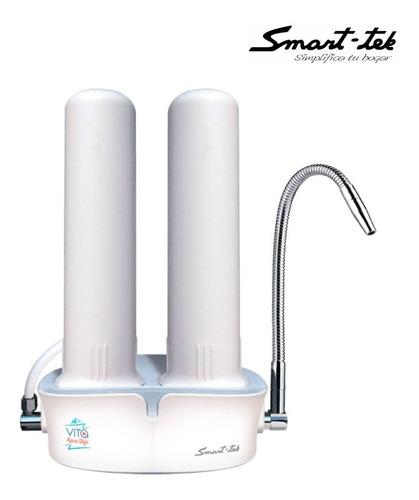 purificador agua vita smart-tek 3000 lts mejora el sabor pc