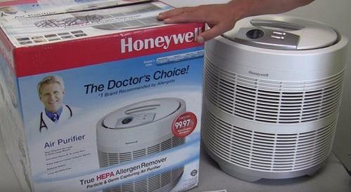purificador aire honeywell 50250-s true hepa air purifier