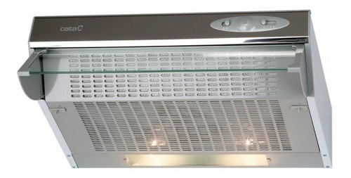 purificador cata campana extractor de cocina mod.f2060 acero