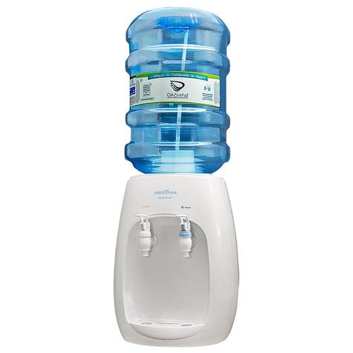 purificador de água  20 l cia cristal - eta