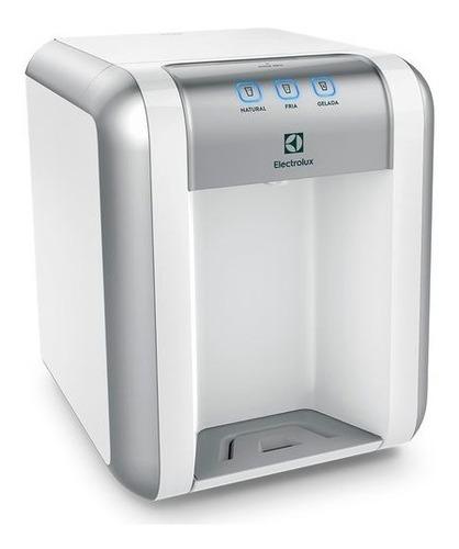 purificador de água branco com painel touch bivolt (pe11b)