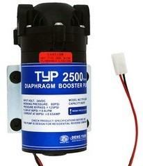 purificador de agua con ósmosis inversa de 5 etapas+bomba