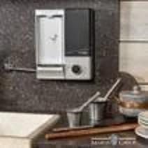 purificador de água europa da vinci prata - filtro de água natural original c/ nota fiscal