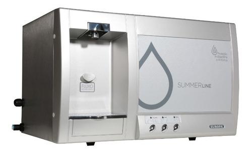 purificador de água europa summer line uv+hf inox - c/ n.f