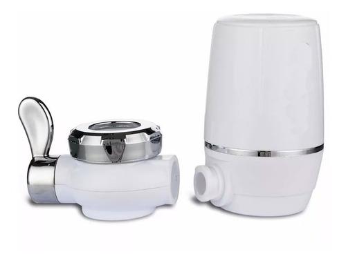 purificador de agua filtro bacterias elimina cloro cocina