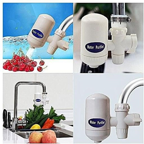 purificador de agua filtro para torneira adaptador universal