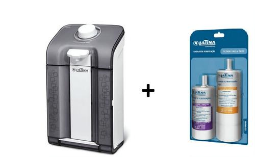 purificador de água latina pn555 + filtro reserva