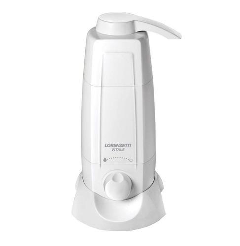 purificador de água lorenzetti vitale branco com suporte