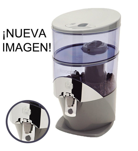 purificador de agua nikken modelo pimag waterfull