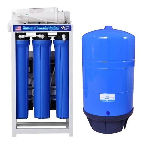 purificador de agua  ósmosis 5 etapas 300 galones  comercial