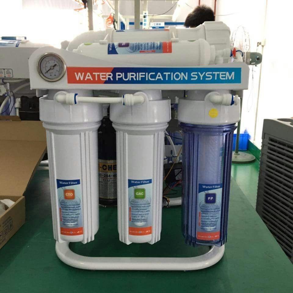Purificador de agua osmosis inversa de 7 etapas el mejor - Agua de osmosis ...