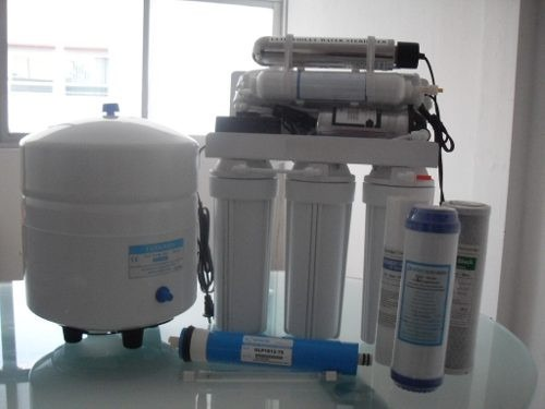 Purificador de agua smosis inversa rayos uv tanque y - Agua de osmosis ...