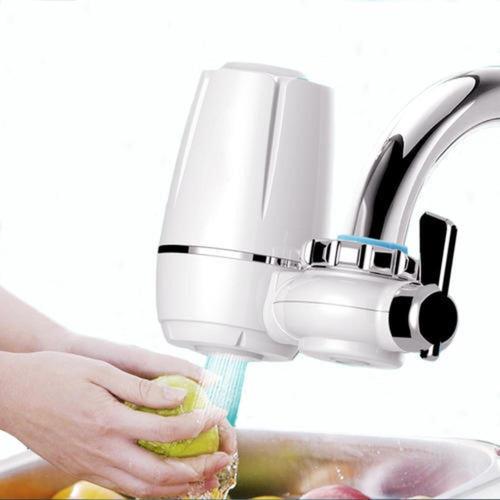 purificador de agua para torneira universal filtro casa luxo