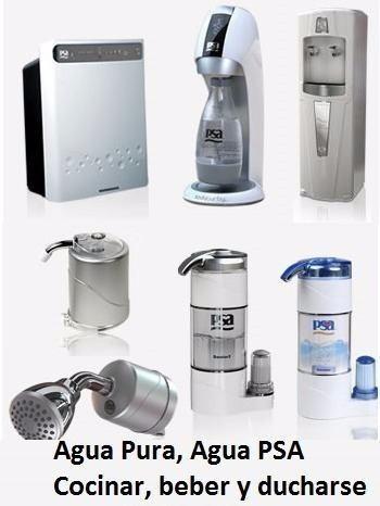 purificador de agua psa senior 3 + kit pos venta