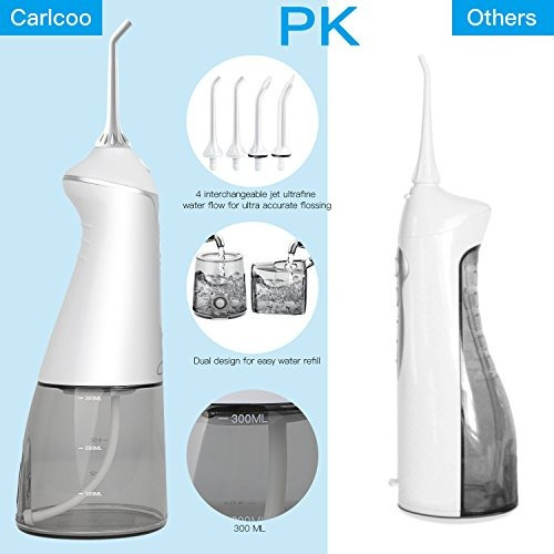 purificador de agua sin cables ideal para dentistas con 4 pu