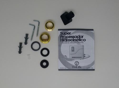 purificador de água-super processador hidrocinético hailiffe