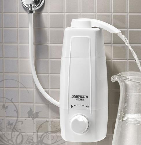 purificador de água vitale - lorenzetti com garantia