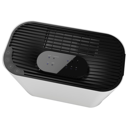 purificador de aire c/luz uv alergias germenes bacterias