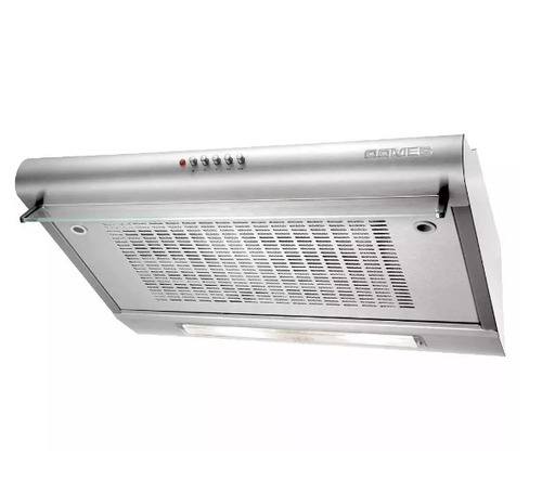 purificador de aire cocina domec 3060i acero envio gratis