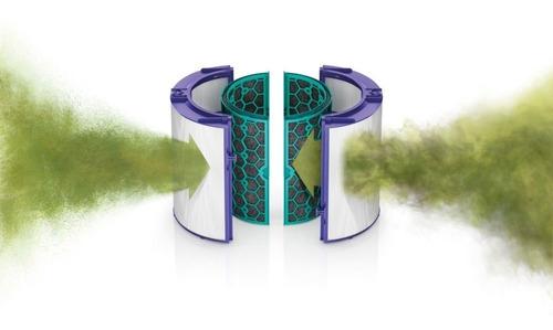 purificador de aire dyson tp04 pure cool 37.16m²