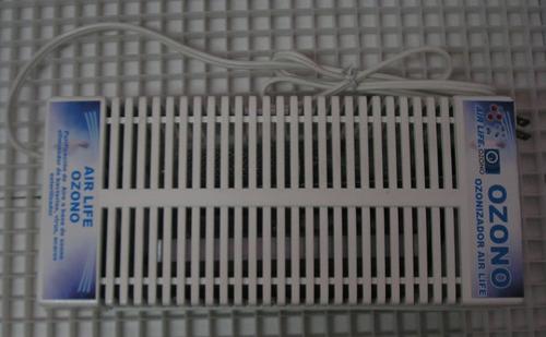 purificador de aire ozonizador hogar air life.