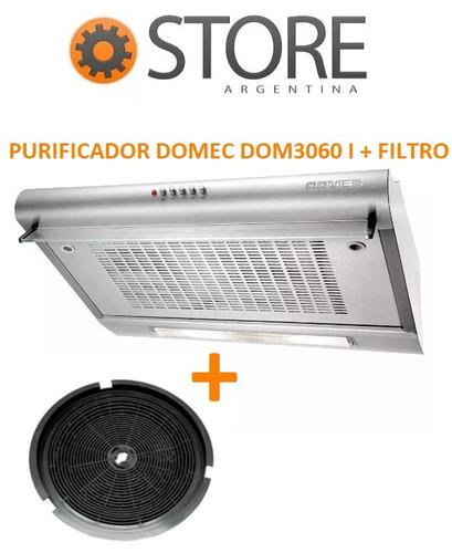 purificador de aire s/salida cocina domec 3060i