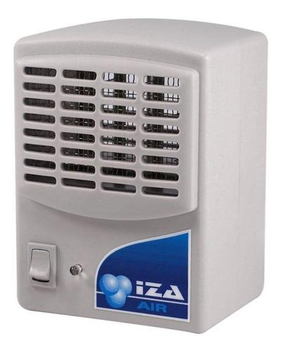purificador de ar, ionizador e ozonizador 80m³ 1,5w bivolt