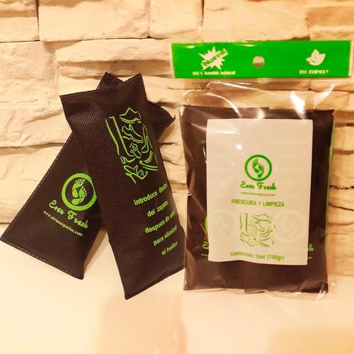purificador de  calzados -dezodorizante ecologico