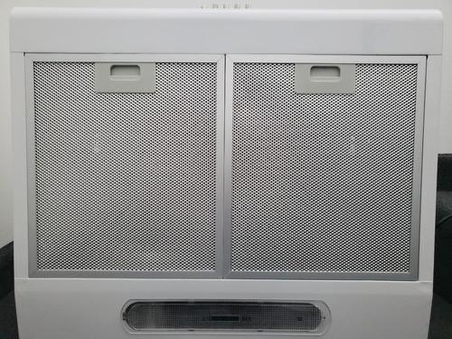 purificador extractor aire cocina blanco 60cm conysin salida