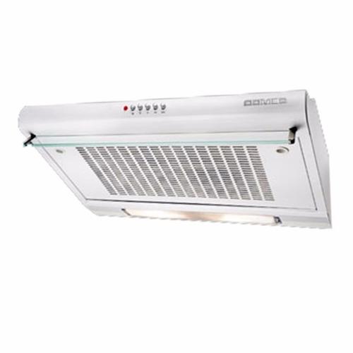purificador extractor de aire cocina domec 3060b blanco env.