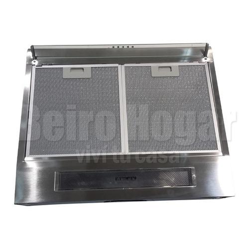 purificador extractor de aire cocina domec dom3060 acero inx
