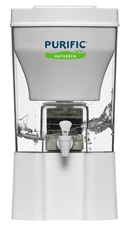 purificador filtro purific natureza 6 l c/ imantador