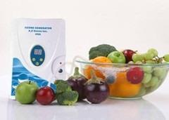 purificador generador multifuncional ozono agua-aire frutas