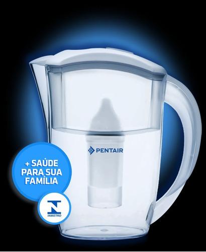 purificador portatil jarra pentair hidro filtros oferta