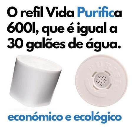 purificador purific vida (8 l)