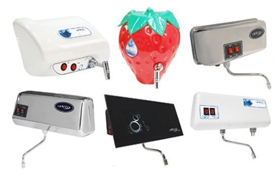 Purificadores de agua con sistema de ozono aig for Purificadores de agua domesticos