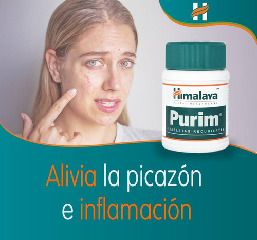 purim himalaya trata los problemas de la piel y acné
