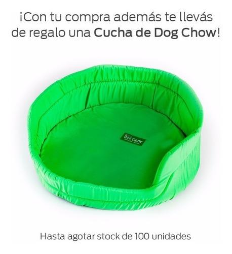 purina® dog chow® control de peso 21 kg + regalos