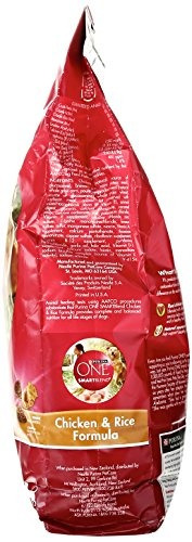 purina one dry dog food pollo y arroz formula 4 lb