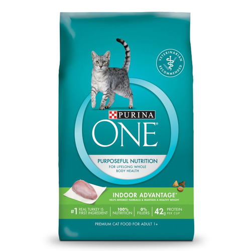 purina one indoor advantage alimento para gatos seco adulto